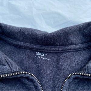 GAP Tops - Gap Half-zip Longsleeves
